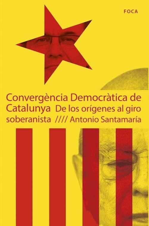Convergencia Democratica De Catalunya por Antonio Santamaria
