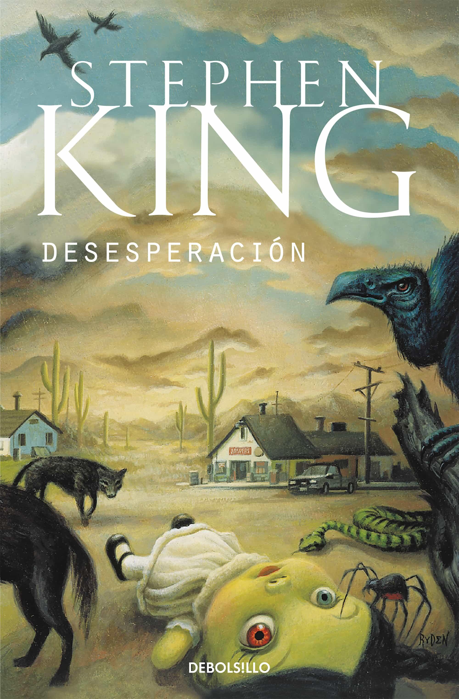 Resultado de imagen de desesperacion libro king