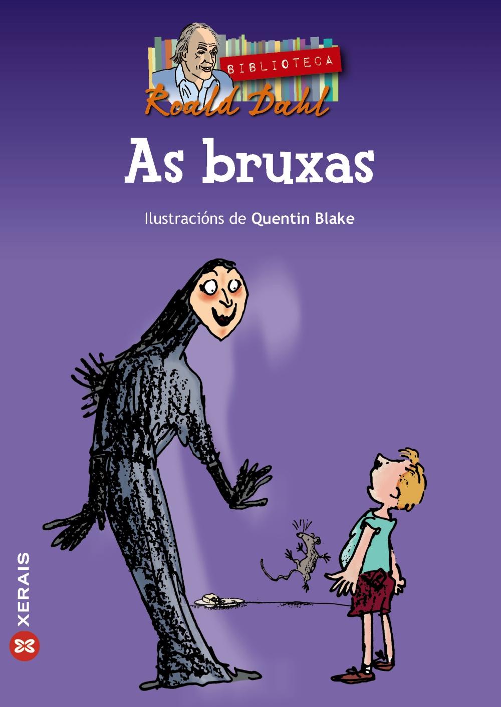 As Bruxas (2ºed.) por Roald Dahl