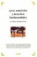 Actas Notariales Y Derechos Fundamentales por F.j. Rivero Sanchez-covisa
