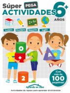 super pega (6-7 años) aprendo en casa-8436026776506