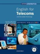 english for telecoms and information technology student s book & multi-rom pack-9780194569606