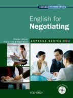 english for negotiating student s book pk 9780194579506