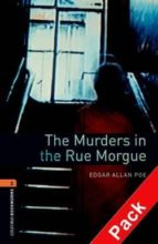 murders in rue morgue (incluye cd) (obl 2: oxford bookworms libra ry)-9780194790406