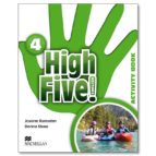 high five! english 4 activity book pack-9780230464506
