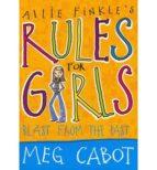 allie finkle s rules for girls: blast from the past-meg cabot-9780330453806