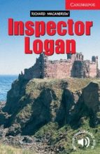 inspector logan (level 1)-richard macandrew-9780521750806