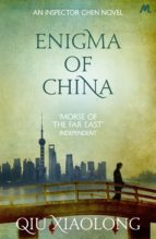 enigma of china (inspector chen cao 8) qiu xiaolong 9781473616806