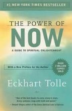 the power of now: a guide to spiritual enlightenment-eckhart tolle-9781577314806