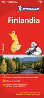 mapa finlandia 2012 (ref. 754) 9782067172906