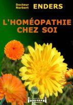 LHOMÉOPATHIE CHEZ SOI