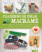 macrame: cuaderno de ideas 9783625006206