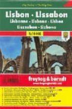 lisboa city pocket, plano callejero (1:10000) (freytag & berndt) 9783707909906