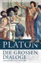 platon   die grossen dialoge (ebook) 9783730690406
