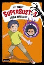supersustos 3: doble malvado-jeff creepy-9788408194606