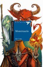 monstruario iñaki r. diaz 9788414006306