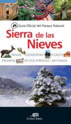 guia oficial parque natural sierra de las nieves 9788415338406