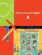 El libro de Razonamiento lógico 4 primaria (novetat 2013) autor VV.AA. DOC!