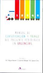 manual de clasificación y triage del paciente pediátrico en urgencias 9788415950806
