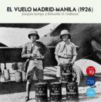 el vuelo madrid-manila (1926) (ebook)-joaquin loriga-eduardo gallarza-9788416225606