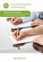 (i.b.d.) dirección y coordinación de actividades de tiempo libre educativo infantil y juvenil. sscb0211 - guía para el docente y  solucionarios.-s.l. innovacion y cualificacion-9788416351206