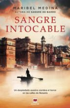 sangre intocable-maribel medina-9788416363506