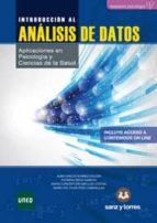 introduccion al analisis de datos-juan carlos suarez falcon-9788416466306