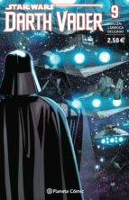 star wars darth vader nº 09-salvador larroca-kieron gillen-9788416543106