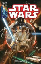star wars 1 (cubierta especial) jason aaron 9788416693306