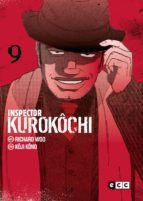 El libro de Inspector kurokochi nº 09 autor TAKASHI NAGASAKI TXT!