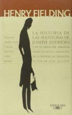 la historia de las aventuras de joseph andrews-henry fielding-9788420403106