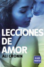 lecciones de amor (girl heart boy 4) (ebook)-ali cronin-9788420415406