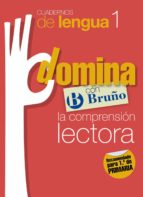 cuadernos domina lengua 1 comprension lectora 1-9788421669006