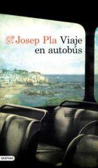 viaje en autobús (ebook) josep pla 9788423351206