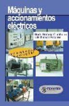 maquinas y accionamientos electricos gloria stefania ciumbalea luis guasch pesquer 9788426713506