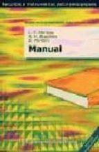 manual: inventario de destrezas adaptativas (cals) l.e morreau r.h. bruninks d. montero 9788427124806