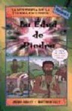 la edad de piedra (la historia de la tierra en comic)-jacqui bailey-9788428213806