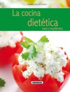 la cocina dietetica (minibiblioteca de cocina) 9788430572106