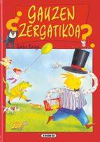 gauzen zergatikoa-carlos reviejo-9788430587506