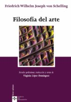 filosofia del arte (2ª ed.) friedrich wilhelm joseph schelling 9788430943906