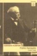 pablo sarasate (1844-1908)-custodia planton-9788431317706