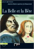 la belle et la bete: livre + cd jeanne marie leprince de beaumont 9788431691806