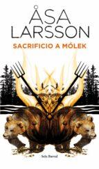 sacrificio a molek asa larsson 9788432214806