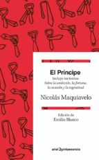 el principe nicolas maquiavelo 9788434406506