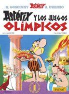 asterix 12: asterix y los juegos olimpicos rene goscinny albert uderzo 9788434567306