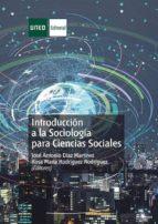 introducción a la sociología para ciencias sociales (ebook)-9788436274806