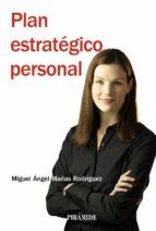 plan estrategico personal-miguel angel mañas rodriguez-9788436825206