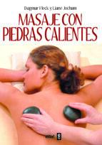 masaje con piedras calientes dagmar fleck 9788441421806