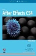 after effects cs4 (el libro oficial)-9788441526006
