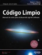 codigo limpio robert c. martin 9788441532106